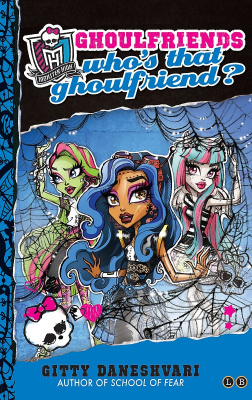 Фото - Monster High: Who's That Ghoulfriend?