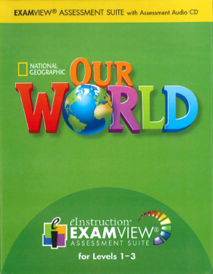 Фото - Our World  1-3 Examview CD-ROM