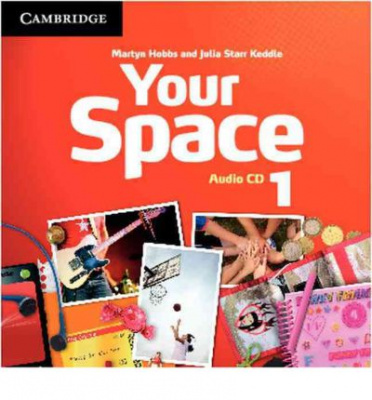 Фото - Your Space Level 1 Class Audio CDs (3)