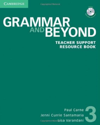 Фото - Grammar and Beyond Level 3 Teacher Support Resource Book with CD-ROM
