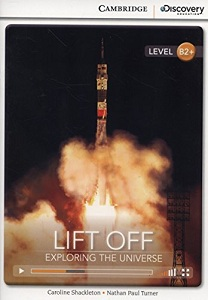 Фото - CDIR B2+ Lift Off: Exploring the Universe (Book with Online Access)
