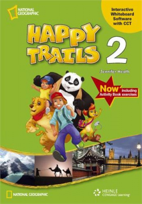 Фото - Happy Trails 2 Interactive Whiteboard Software