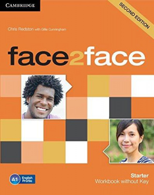 Фото - Face2face 2nd Edition Starter Workbook without Key