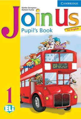 Фото - Join us English 1 PB