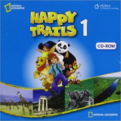 Фото - Happy Trails 1 CD-ROM