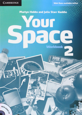 Фото - Your Space Level 2 Workbook with Audio CD