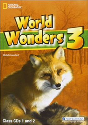 Фото - World Wonders 3 Class Audio CDs (2)