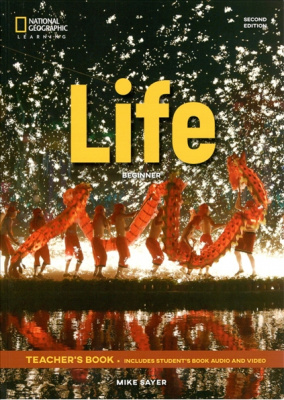 Фото - Life  2nd Edition Beginner TB includes SB Audio CD and DVD