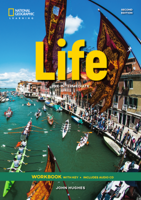 Фото - Life  2nd Edition Pre-Intermediate WB with Key and Audio CD