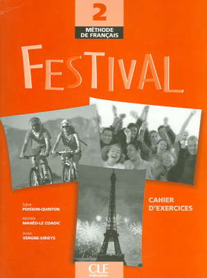 Фото - Festival 2 Cahier d`exercices + CD audio