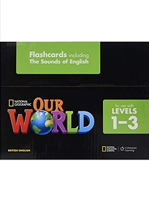 Фото - Our World  1-3 Flashcard Set