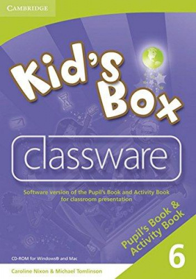 Фото - Kid's Box 6 Classware CD-ROM