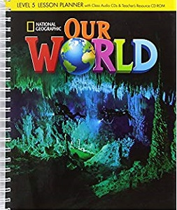 Фото - Our World  5 Lesson Planner + Audio CD + Teacher's Resource CD-ROM