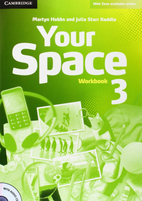 Фото - Your Space Level 3 Workbook with Audio CD