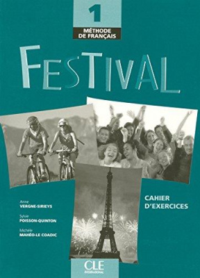 Фото - Festival 1 Cahier d`exercices + CD audio