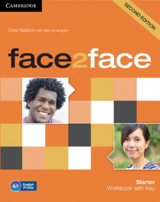 Фото - Face2face 2nd Edition Starter Workbook with Key