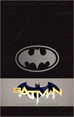 Фото - Batman Hardcover Ruled Journal (Insights Journals)