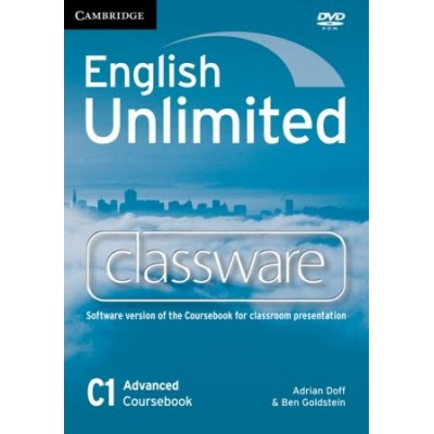 Фото - English Unlimited Advanced Classware DVD-ROM