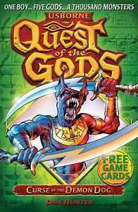 Фото - Quest of the Gods Book2: Curse of the Demon Dog