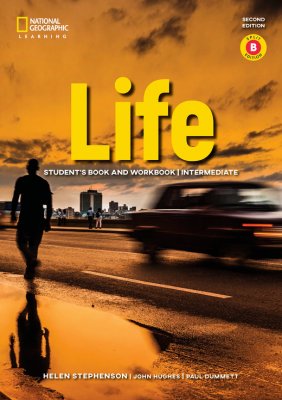 Фото - Life  2nd Edition Intermediate_B SB+WB with Audio CD