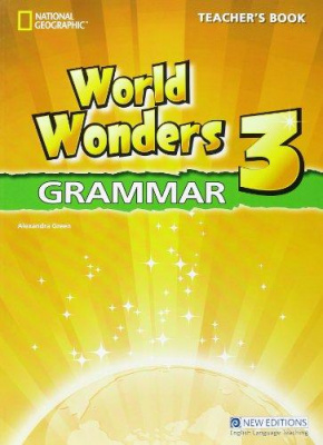 Фото - World Wonders 3 Grammar TB