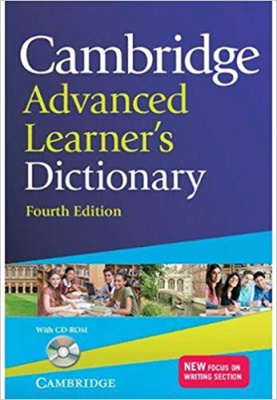 Фото - Cambridge Advanced Learners Dictionary with CD-ROM 4th Edition [Paperback]