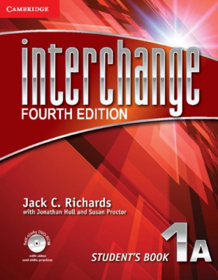 Фото - Interchange 4th ed 1 Student's Book A with Self-study DVD-ROM