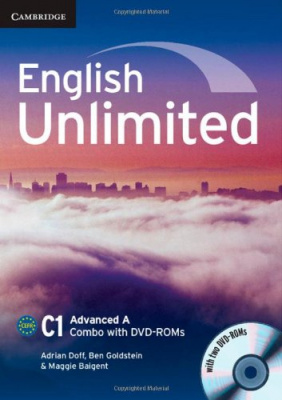 Фото - English Unlimited  Combo Advanced A SB+WB with DVD-ROMs (2)