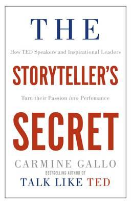 Фото - The Storyteller's Secret : From Ted Speakers to Business Legends, Why Some Ideas Catch on and Others