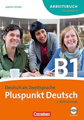 Фото - Pluspunkt Deutsch B1/2 AB+CD
