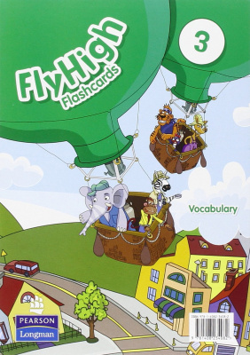 Фото - Fly High 3 Vocabulary Flashcards