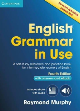 Фото - English Grammar in Use 4th edition Book with answers and Interactive eBook