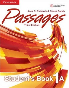 Фото - Passages 3rd Edition 1A Student's Book