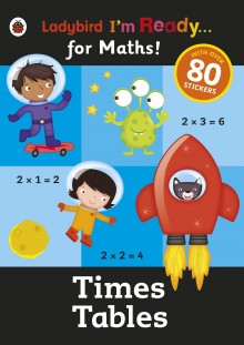 Фото - I'm Ready for Maths! Times Tables Sticker Workbook