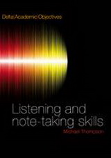 Фото - Academic Objectives: Listening and Note-taking Skills with CD's (3)
