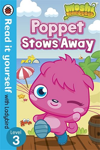 Фото - Readityourself New 3 Moshi Monsters: Poppet Stows Away