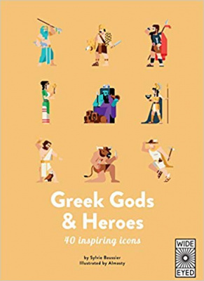 Фото - Greek Gods and Heroes: 40 Inspiring Icons