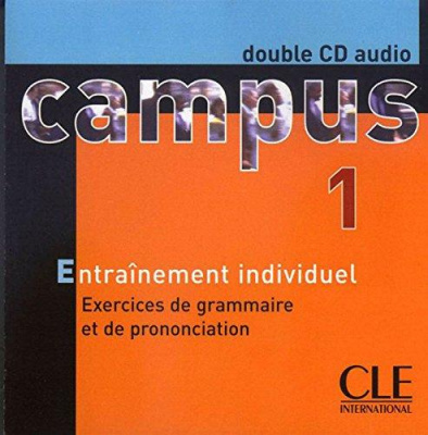 Фото - Campus 1 CD audio individuelle