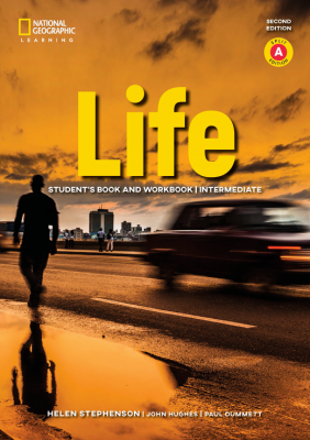 Фото - Life  2nd Edition Intermediate_A SB+WB with Audio CD