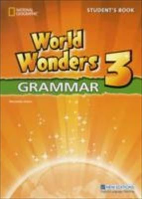 Фото - World Wonders 3 Grammar
