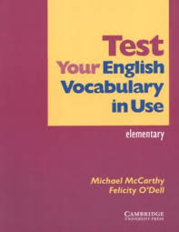 Фото - Test  Your English Vocabulary in Use New Elementary