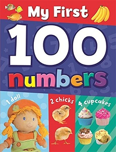 Фото - My First 100 Numbers [Hardcover]