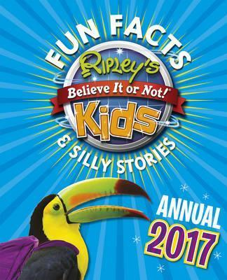 Фото - Ripley's Fun Facts and Silly Stories Activity Annual 2017