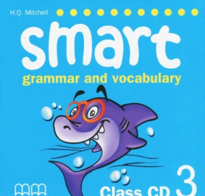 Фото - Smart Grammar and Vocabulary 3 Class CD