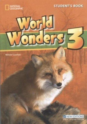 Фото - World Wonders 3 SB with Audio CD