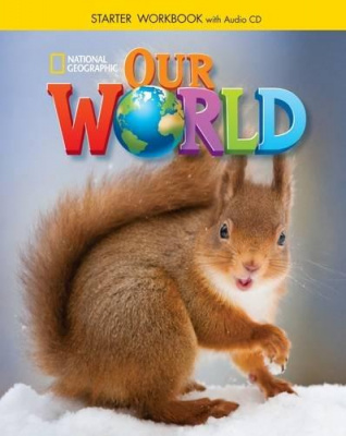 Фото - Our World  Starter Workbook with Audio CD