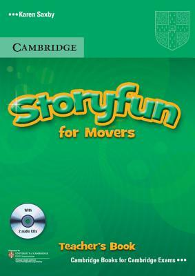 Фото - Storyfun for Movers Teacher's Book with Audio CDs (2)