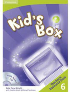 Фото - Kid's Box 6 TRP