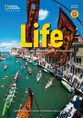 Фото - Life  2nd Edition Pre-Intermediate_A SB+WB with Audio CD