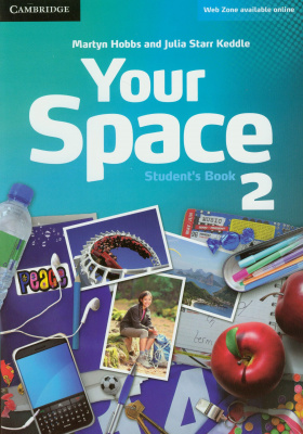 Фото - Your Space Level 2 Student's Book